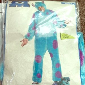 Sully Costume - Disney Monster Inc